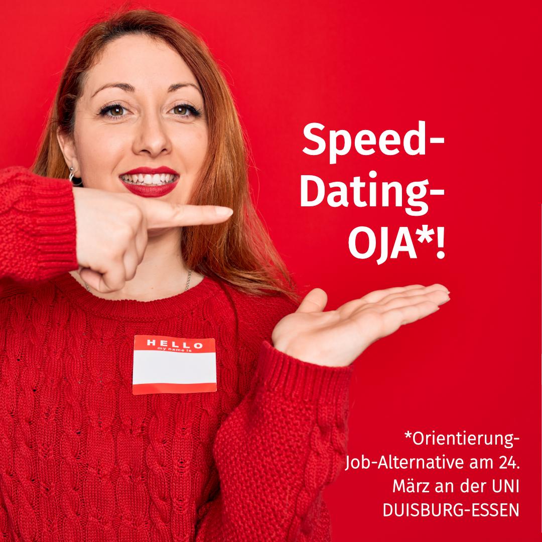 OJA Initiative an der Ruhr Universität Essen  - <br><em> DIE DURCHSTARTER sind mit dabei </em>